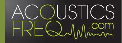 Acoustics Freq Logo