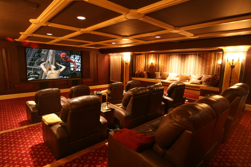 have questions - Home Theater Design
